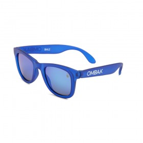 FROSTED BLUE -  BLUE IRIDIUM POLARIZED