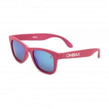 MATTE FUCSIA - BLUE IRIDIUM POLARIZED