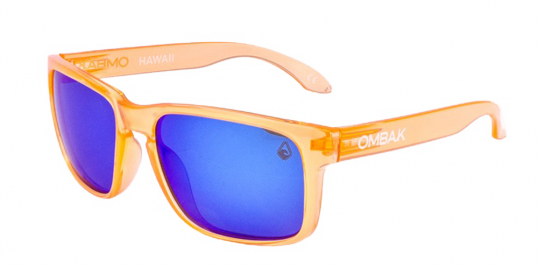 CANDY ORANGE - BLUE IRIDIUM POLARIZED