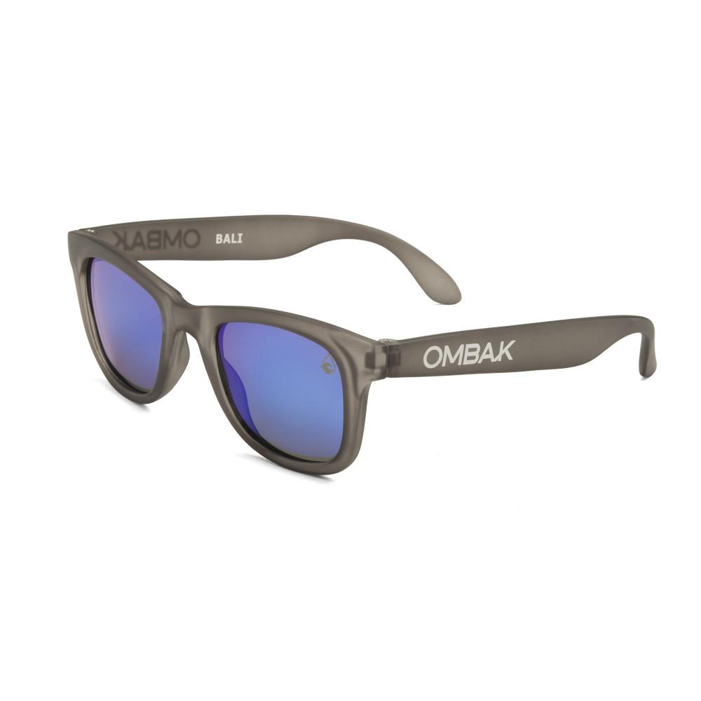 3665775409 Gafas sol Polarizadas Bali hielo lentes color azul iridium (espejo)
