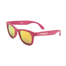 MATTE FUCSIA - ORANGE IRIDIUM POLARIZED