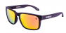 MATTE BLACK - FIRE-IRIDIUM POLARIZED