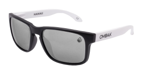 MATTE BLACK / GREY POLARIZED / WHITE EXTRA ARM