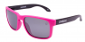 MATTE FUCSIA / GREY POLARIZED / BLACK EXTRA ARM